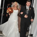 130x130 sq 1431445707019 1 the newlyweds enter the ballroom ccpix photo