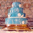 130x130 sq 1302182890185 bluebeachweddingcake
