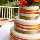 130x130 sq 1302184116357 orangeribboncake1
