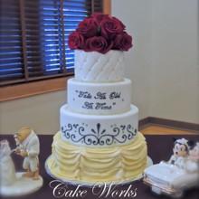 Cake Works - Wedding Cake - Loveland Colorado, Cheyenne, WY ...