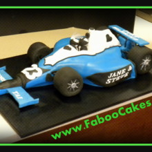 220x220 sq 1391127725728 indy racing car grooms cake