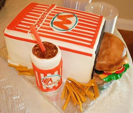 1343922467564 Whataburgergroomscake Azle Wedding Cake