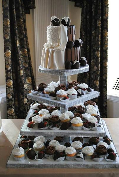 Creative Cakes By Monica Azle Tx Wedding Cake