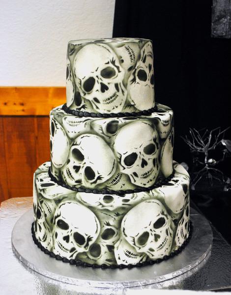 skull all cake ideas - photo #9