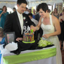 130x130 sq 1373630634586 cutting the cake