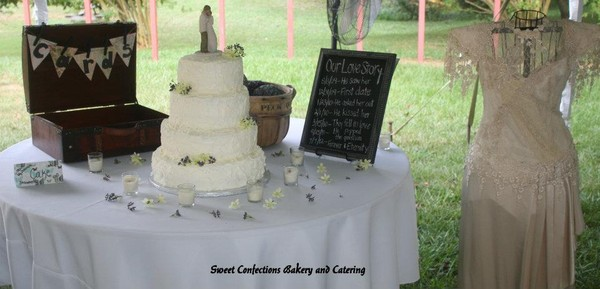 wedding cakes huntington wv sweet confections reviews charleston wv caterer 24524