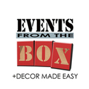 130x130 sq 1449437997 4db22f8e93dc22b1 logo   box events from the   with tag line