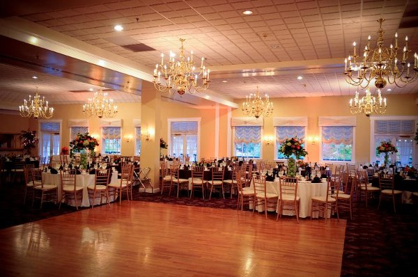 Black Swan Country Club Georgetown MA Wedding Venue