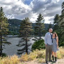 220x220 sq 1473052434375 01stunning lake gregory engagement photoshoot