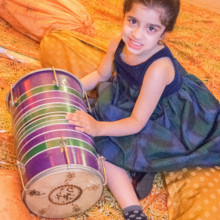 220x220 sq 1473054563567 10little girl plays the dhol
