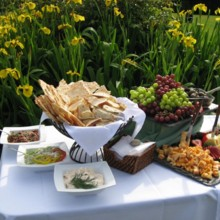 220x220 sq 1379368013449 reception appetizers herban feast may07 781819 1024x768