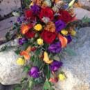 130x130 sq 1414467114385 danielles cascade bouquet