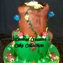 130x130 sq 1304441022758 denvercoloradocreativecakecollectionbabyshowercake