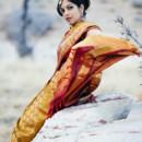 130x130 sq 1492321957787 indian bride red gold sari