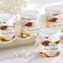 Personalized Honey Filled Jars
