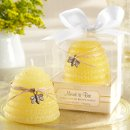 Honey Scented Beehive Candles