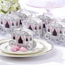 Fairytale Carriage Favor Boxes