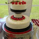 130x130 sq 1297569875172 weddingcakesandothers069