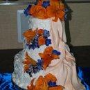 130x130 sq 1286400361726 orangeandbluewedding