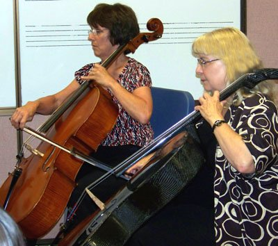photo 7 of Cellidoscope Cello Quartet