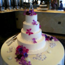 130x130 sq 1489011779922 orchid wedding cake
