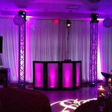 Ideal Media DJ, Lighting & Drape