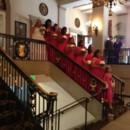 130x130 sq 1386343504900 abe wwedding bridal party on stair
