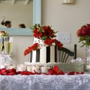 130x130_sq_1343006884014-andreaanddillionsweddingcakewithflowers2