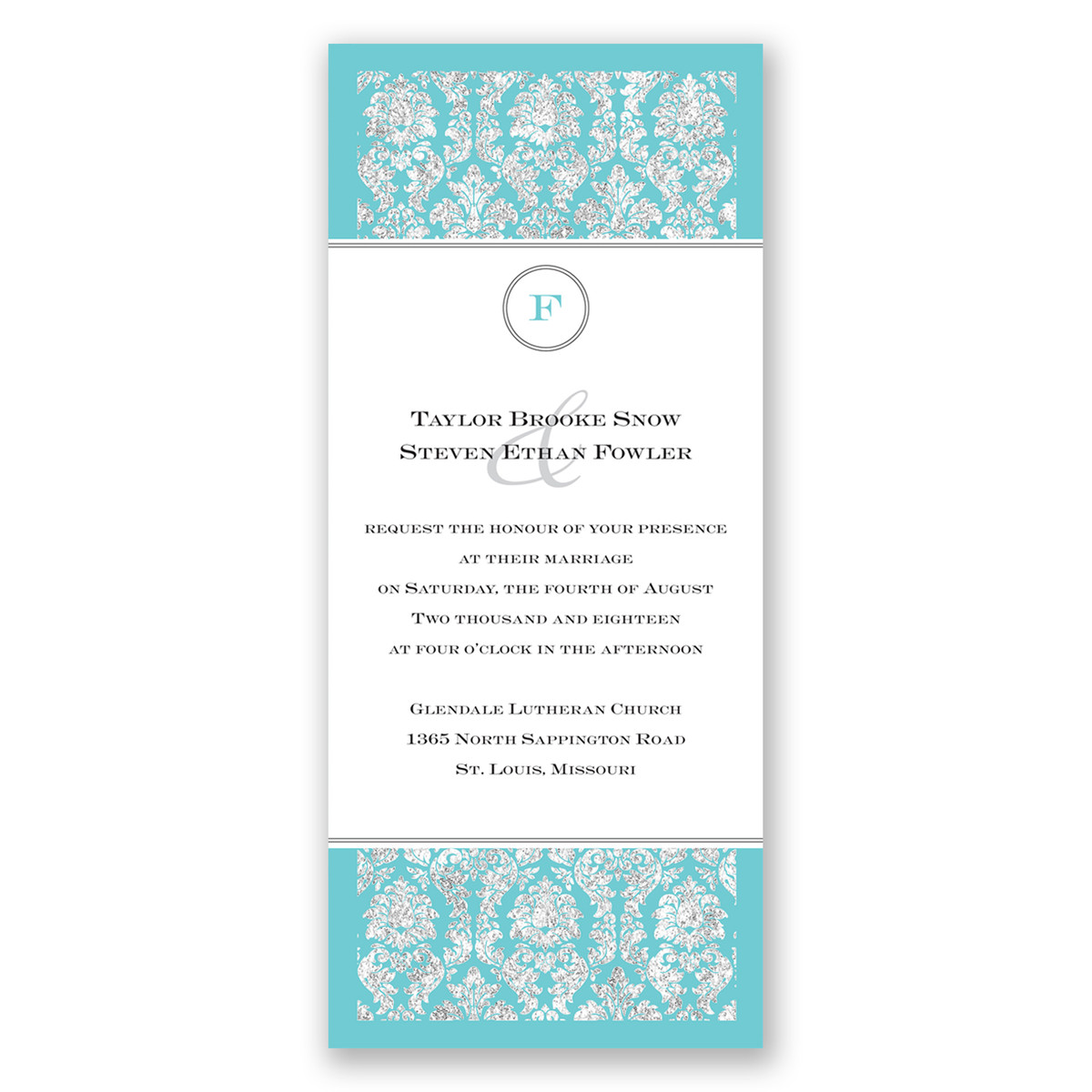 Davids Bridal Wedding Invitations 010 - Davids Bridal Wedding Invitations