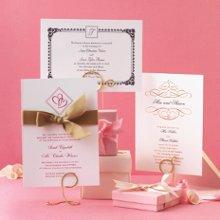 invitations by david's bridal reviews - 225 reviews, Wedding invitations