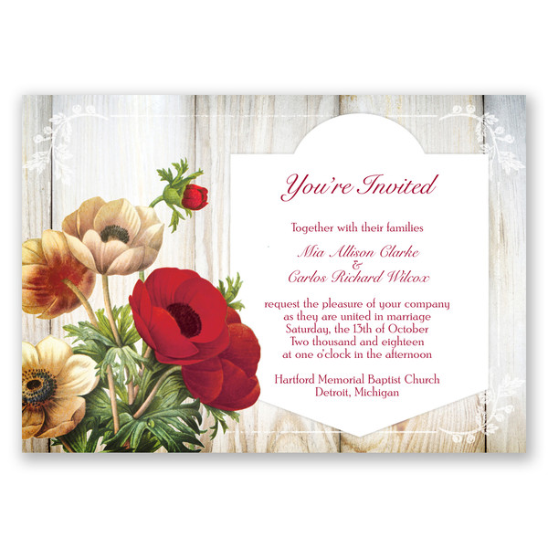 David Bridal Wedding Invitations is one of our best ideas you might choose for invitation design