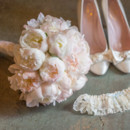 130x130 sq 1478555216850 bouquet and shoes