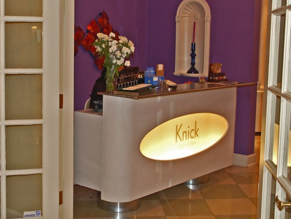 photo 1 of Knick Salon and Spa