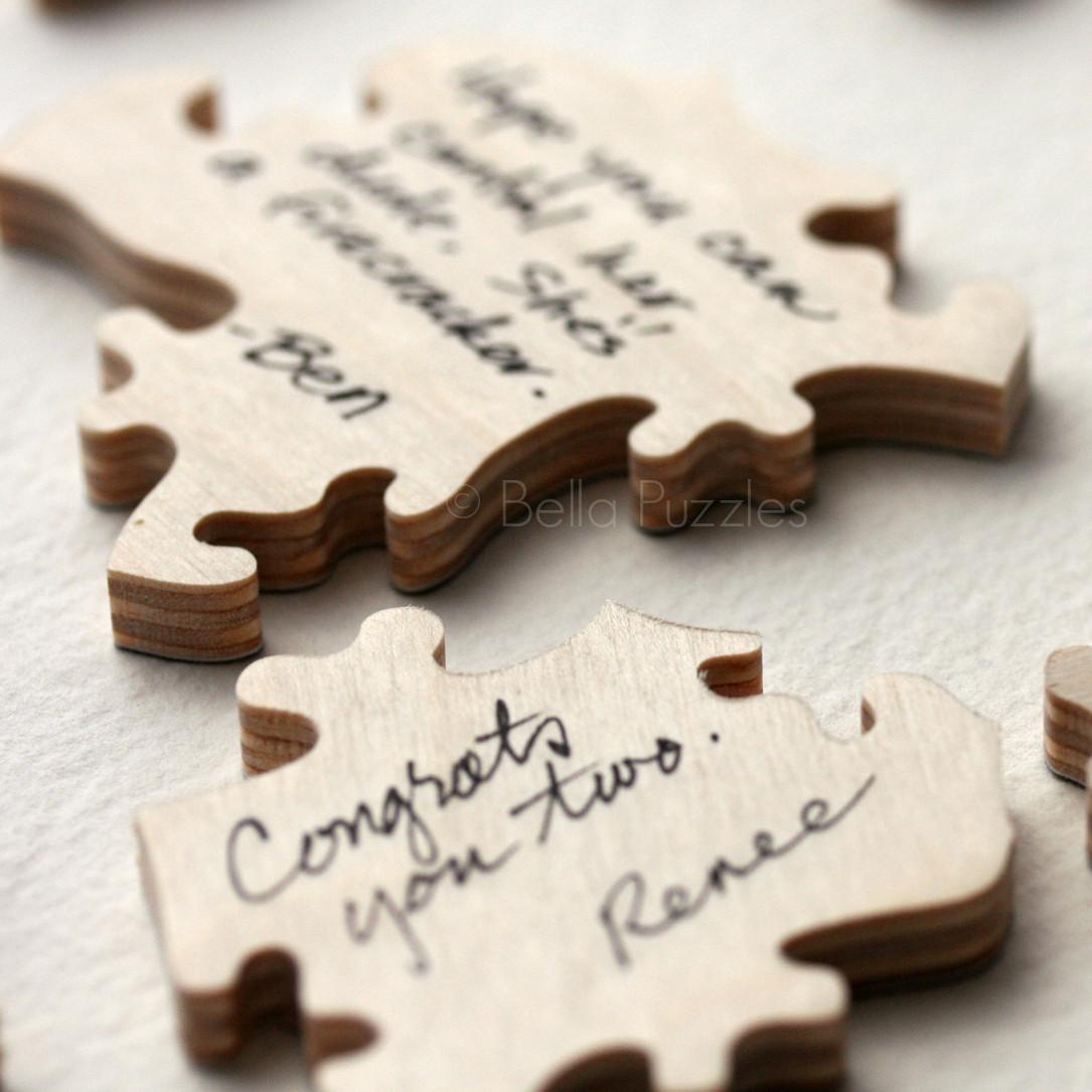 Bella Puzzles - Unique Services - Beaverton, OR - WeddingWire