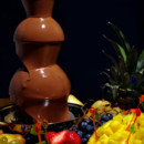 130x130 sq 1424289980943 chocolate fountain pic