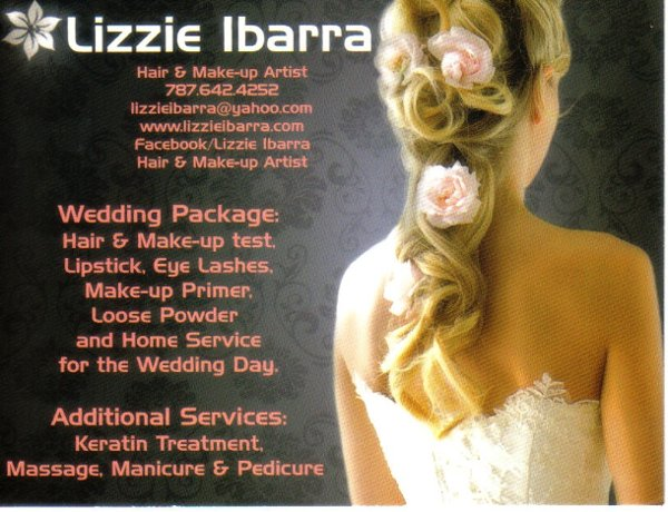 photo 32 of Lizzie Ibarra Hair & Make-up Artist