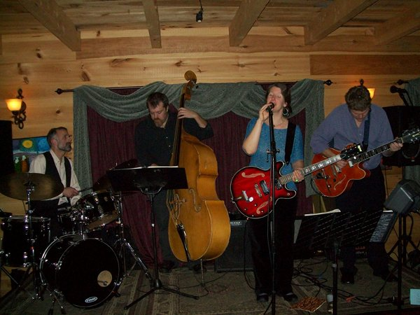 photo 9 of Shades of Blue Jazz Band