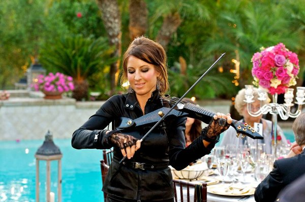 photo 5 of Jennifer Spingola Violin & DJ