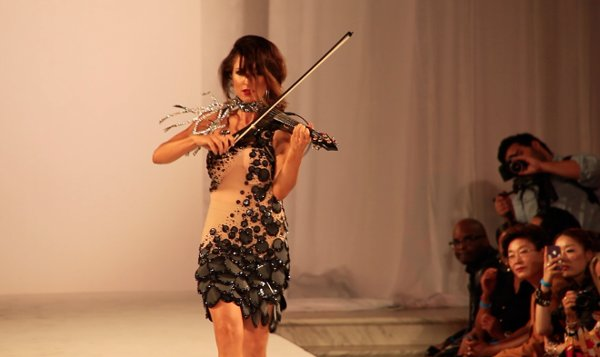 photo 8 of Jennifer Spingola Violin & DJ