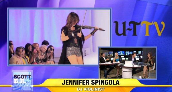 photo 10 of Jennifer Spingola Violin & DJ
