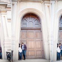 220x220 sq 1478610099406 peabody library engagement photo 2