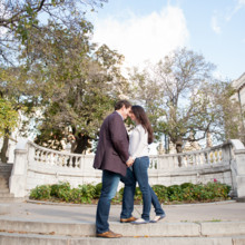 220x220 sq 1478610106095 peabody library engagement photo 1