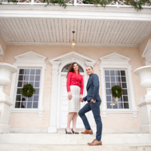 220x220 sq 1482157728678 hampton mansion engagement photo 1