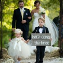 130x130 sq 1400074948690 flower girl and ring bearer idea