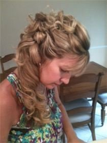 photo 10 of Bridal Hair by Stanton Mark