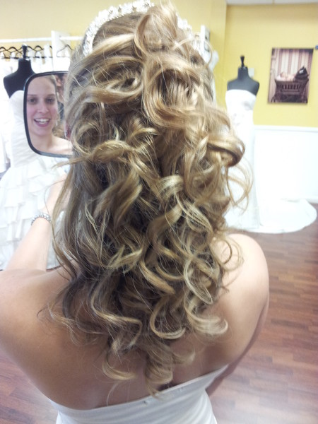 photo 19 of Bridal Hair by Stanton Mark