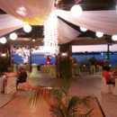 130x130 sq 1390332517192 alii surf room lantern lights and drape