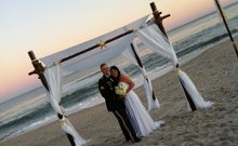 Sweetwater Bamboo Beach Wedding Events photo