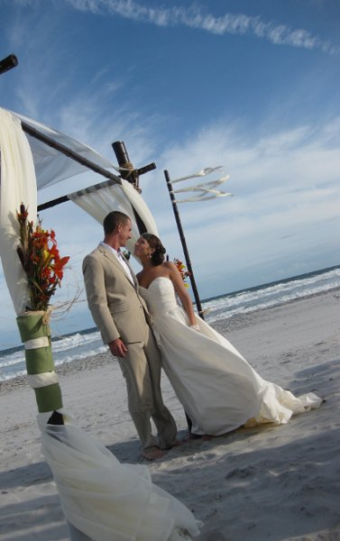 photo 3 of Sweetwater Bamboo Beach Wedding Events