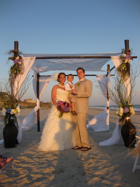 photo 5 of Sweetwater Bamboo Beach Wedding Events